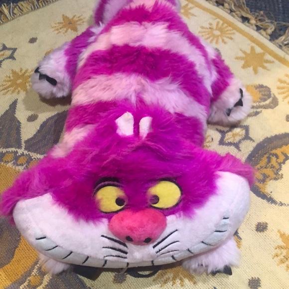 Disney Cheshire Cat Back pack stuffy